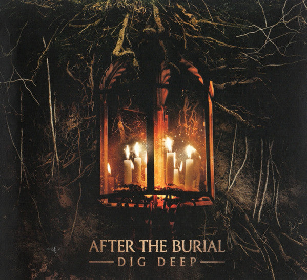 AFTER THE BURIAL-DIG DEEP CD VG