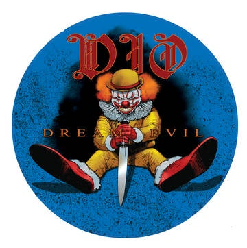 "DIO-DREAM EVIL BLIVE '87 12"" PICTURE DISC *NEW*"