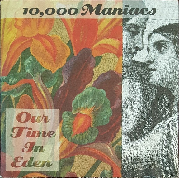 10,000 MANIACS-OUR TIME IN EDEN CD VG