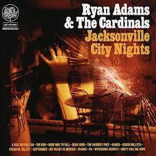 ADAMS RYAN & THE CARDINALS-JACKSONVILLE CITY NIGHTS CD VG