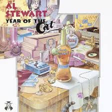 STEWART AL-YEAR OF THE CAT LP VG+ COVER VG+