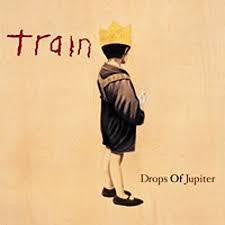 TRAIN-DROPS OF JUPITER CD VG