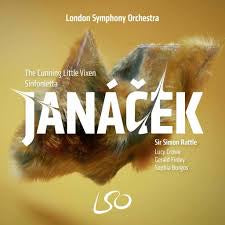 JANACEK-THE CUNNING LITTLE VIXEN 2CD *NEW*