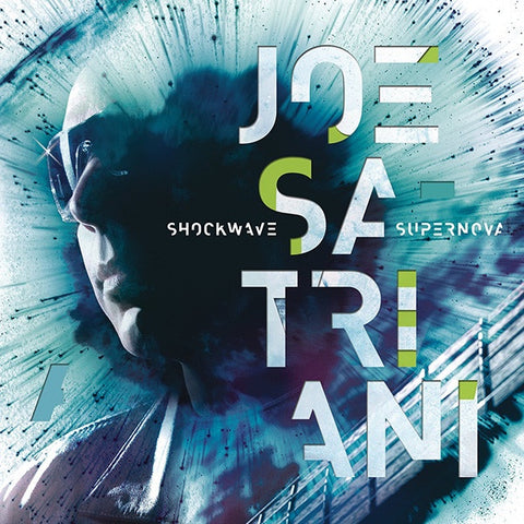SATRIANI JOE-SHOCKWAVE SUPERNOVA CD VG