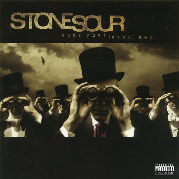 STONE SOUR-COME WHAT (EVER) MAY CD VG+