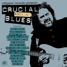 CRUCIAL ROCKIN' BLUES-VARIOUS ARTISTS CD *NEW*