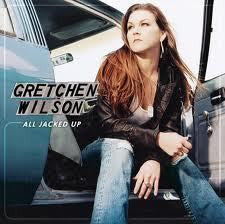 WILSON GRETCHEN-ALL JACKED UP CD *NEW*