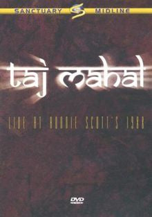 MAHAL TAJ-LIVE AT RONNIE SCOTT'S 1988 DVD VG