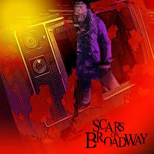 SCARS ON BROADWAY-SCARS ON BROADWAY CD VG
