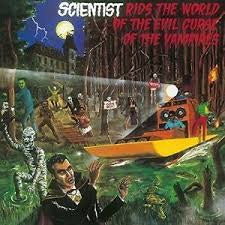 SCIENTIST-RIDS THE WORLD OF THE EVIL CURSE OF THE VAMPIRES LP *NEW*