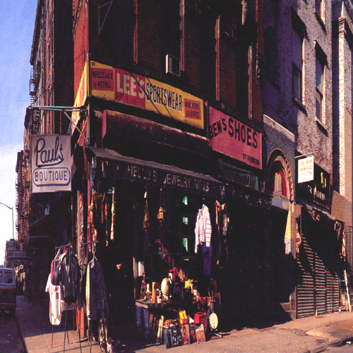 BEASTIE BOYS-PAULS BOUTIQUE 20TH ANNIVERSARY LP *NEW*