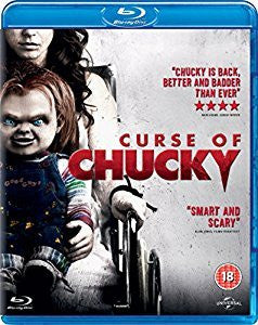 CURSE OF CHUCKY R16 BLURAY VG