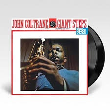 COLTRANE JOHN-GIANT STEPS 2LP *NEW*