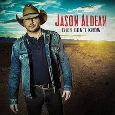 ALDEAN JASON-THEY DON'T KNOW CD *NEW*