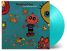 MOLOKO-DO YOU LIKE MY TIGHT SWEATER? TURQUOISE VINYL 2LP *NEW*