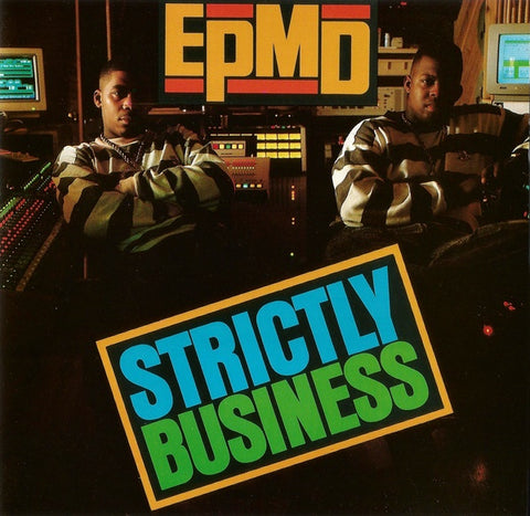 EPMD-STRICTLY BUSINESS CD VG