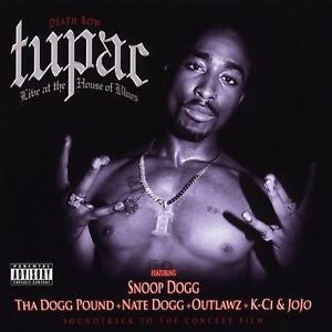 2PAC-LIVE AT THE HOUSE OF BLUES CD *NEW*