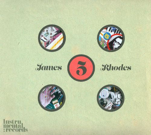 RHODES JAMES-5 CD *NEW*