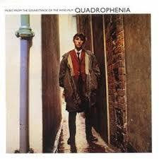 QUADROPHENIA-OST (THE WHO) 2LP VG+ COVER VG