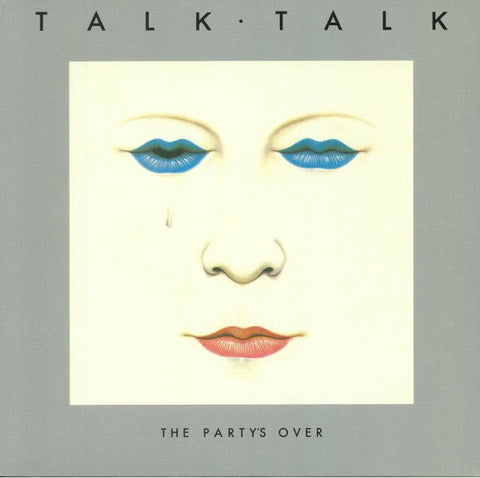 TALK TALK-THE PARTY'S OVER LP *NEW*