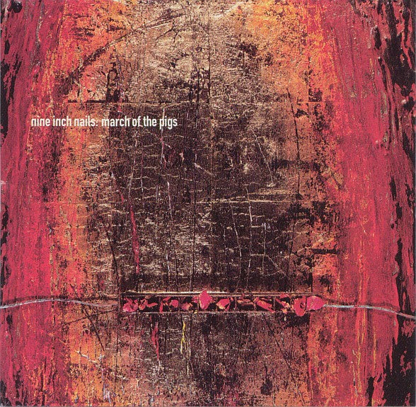 NINE INCH NAILS-MARCH OF THE PIGS CD SINGLE G