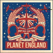 "HITCHCOCK ROBYN & ANDY PARTRIDGE-PLANET ENGLAND 10"" LP *NEW*"