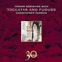 BACH-TOCCATAS AND FUGUES HERRICK *NEW*