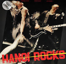 HANOI ROCKS-BANGKOK SHOCKS SAIGON SHAKES HANOI ROCKS CLEAR VINYL LP *NEW*