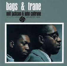 JACKSON MILT AND JOHN COLTRANE-BAGS AND TRANE LP *NEW*