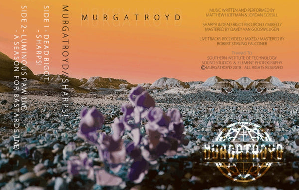MURGATROYD-SHARPS! CASSETTE *NEW*