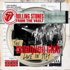 ROLLING STONES THE-MARQUEE CLUB LIVE IN 1971 LP+DVD *NEW*