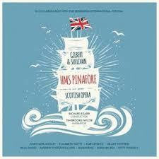 GILBERT & SULLIVAN - HMS PINAFORE 2CD *NEW*