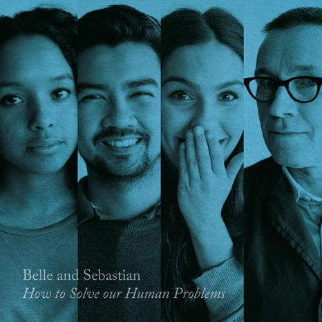 BELLE & SEBASTIAN-HOW TO SOLVE OUR HUMAN PROBLEMS PART 3 EP LP *NEW*