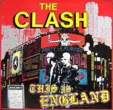 "CLASH THE-THIS IS ENGLAND 12"" VG COVER VG+"
