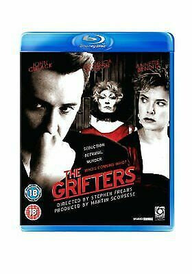 GRIFTERS THE BLURAY VG+