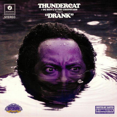 THUNDERCAT-DRANK PURPLE VINYL 2LP *NEW*