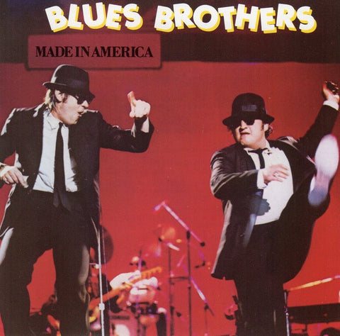 BLUES BROTHERS-MADE IN AMERICA CD VG