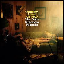 ANDREWS COURTNEY MARIE-MAY YOUR KINDNESS REMAIN CD *NEW*