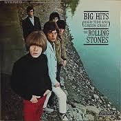 ROLLING STONES THE-BIG HITS (HIGH TIDE & GREEN GRASS) LP *NEW*