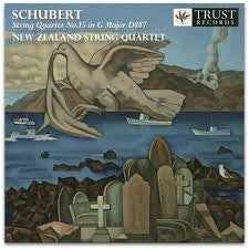 SCHUBERT-NEW ZEALAND STRING QUARTET *NEW*