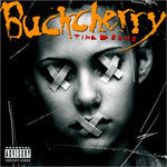 BUCKCHERRY-TIME BOMB CD G