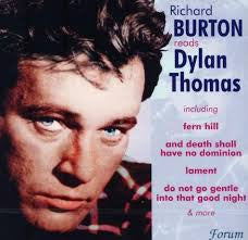 BURTON RICHARD READS DYLAN THOMAS CD *NEW*