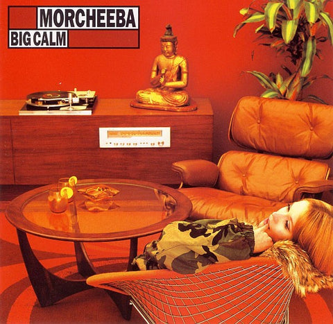 MORCHEEBA-BIG CALM LP *NEW*