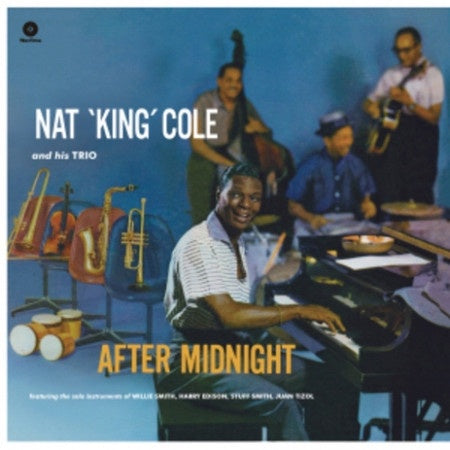 COLE NAT KING-AFTER MIDNIGHT LP *NEW*