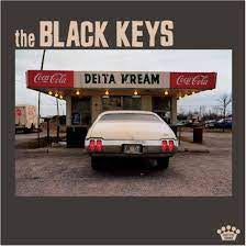 BLACK KEYS THE-DELTA KREAM CD *NEW*