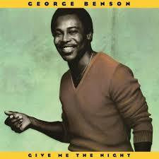 BENSON GEORGE-GIVE ME THE NIGHT LP VG+ COVER VG+