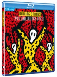 ROLLING STONES-VOODOO LOUNGE UNCUT BLURAY *NEW*""
