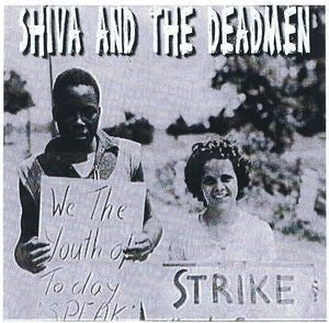 "SHIVA & THE DEADMEN-IN A CAVE 7"" *NEW*"