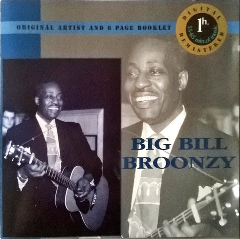 BROONZY BIG BILL-BIG BILL BROONZY MEMBERS EDITION CD VG