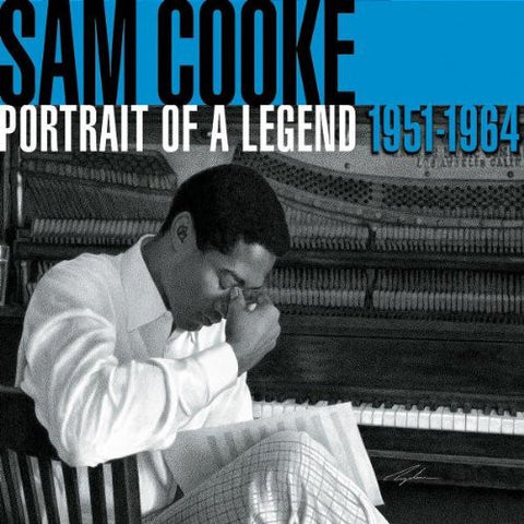 COOKE SAM-PORTRAIT OF A LEGEND 1951-1964 CD VG